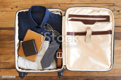 istock All packed and ready to go 520440849