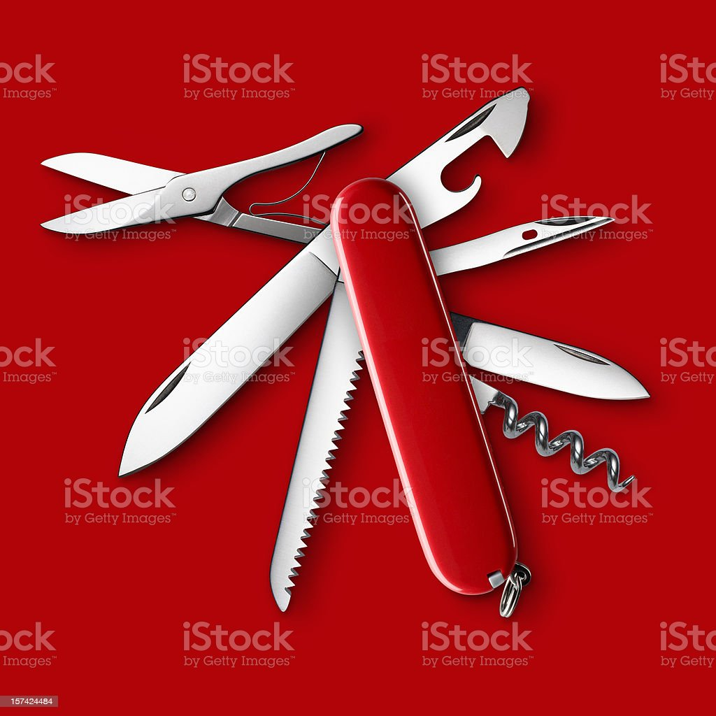 All Purpose Knife stock photo