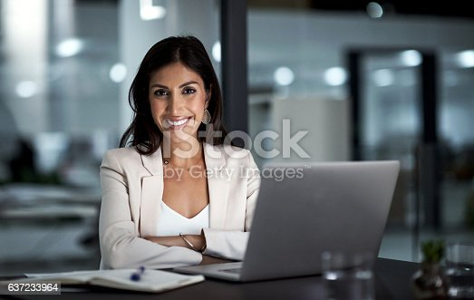 istock All set for a productive night ahead 637233964
