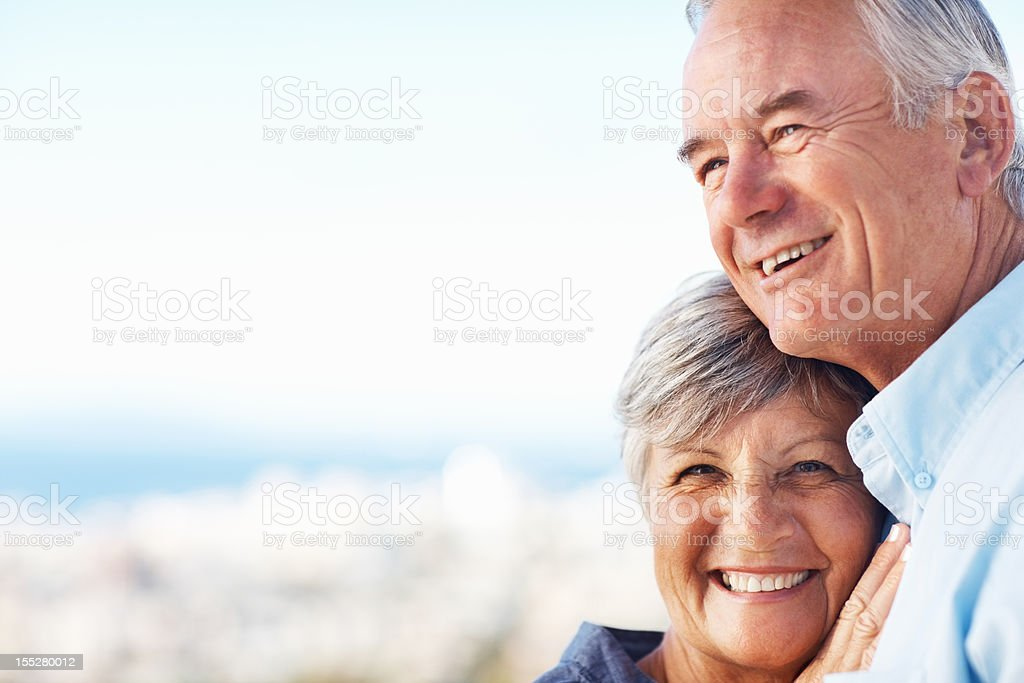 All smiles and love royalty-free stock photo