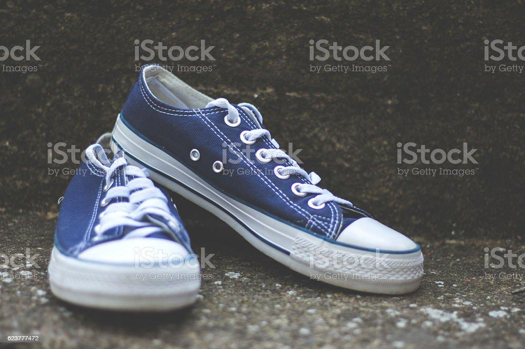 All star shoes - foto de acervo