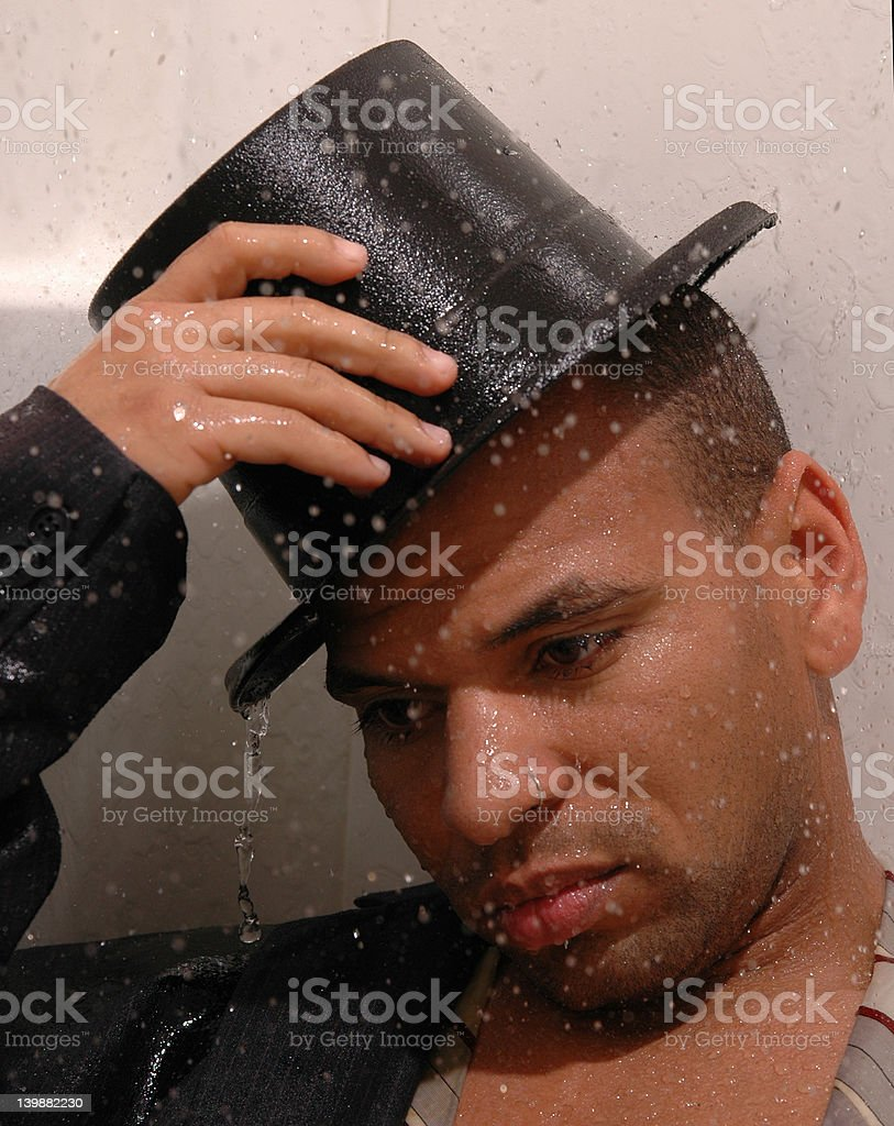 All Wet stock photo