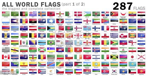 Landesfahnen Der Welt