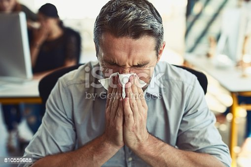 istock Allergies are just the worst 810559688