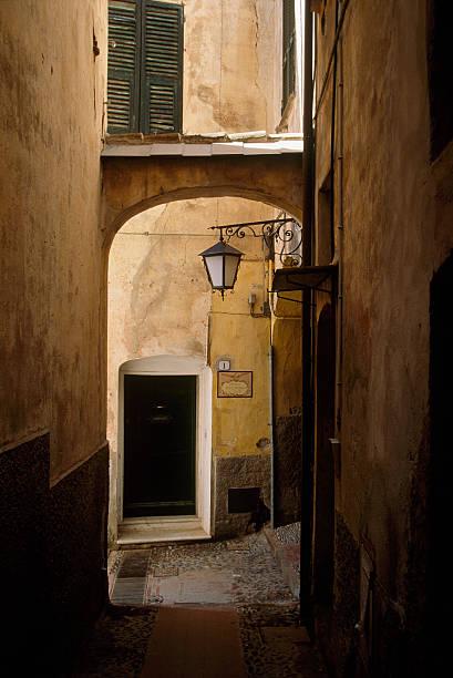 Ruelle à Cervo, Italie - Photo