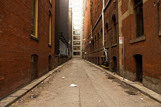 Alley Alley alley stock pictures, royalty-free photos & images
