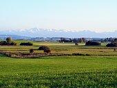 Allgäu, Bavaria - German Alps View