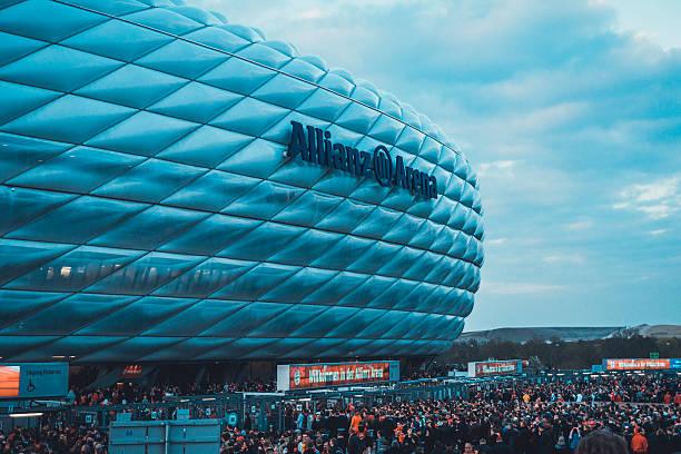 Alliant Arena in München – Foto