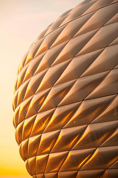 Allianz Arena in München, Deutschland Fußball-Stadion – Foto