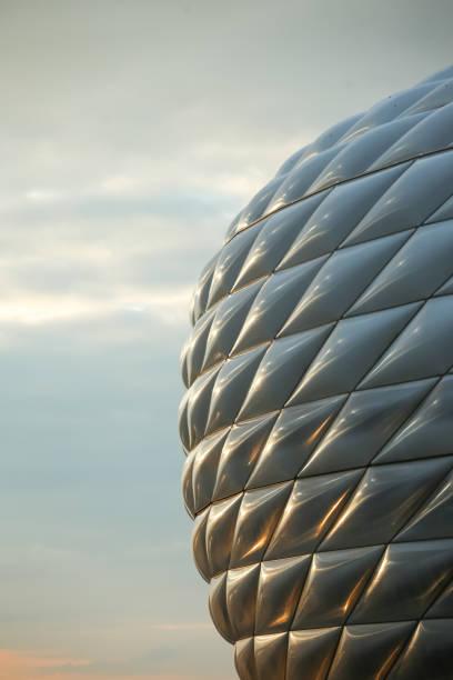 Der Allianz-Arena in München – Foto