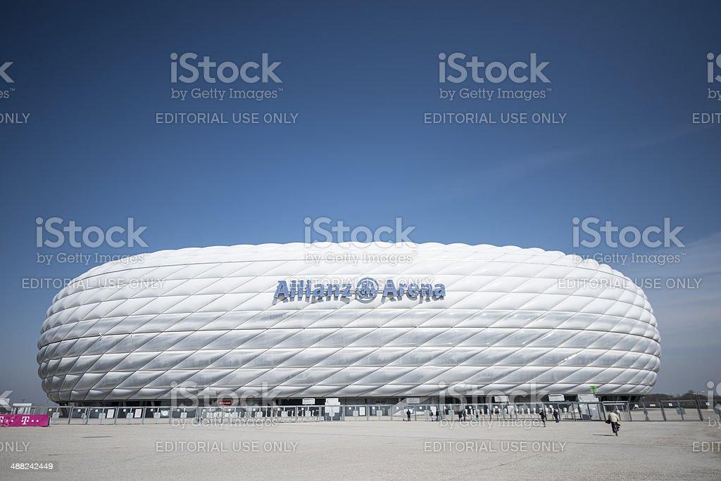 Allianz Arena München – Foto