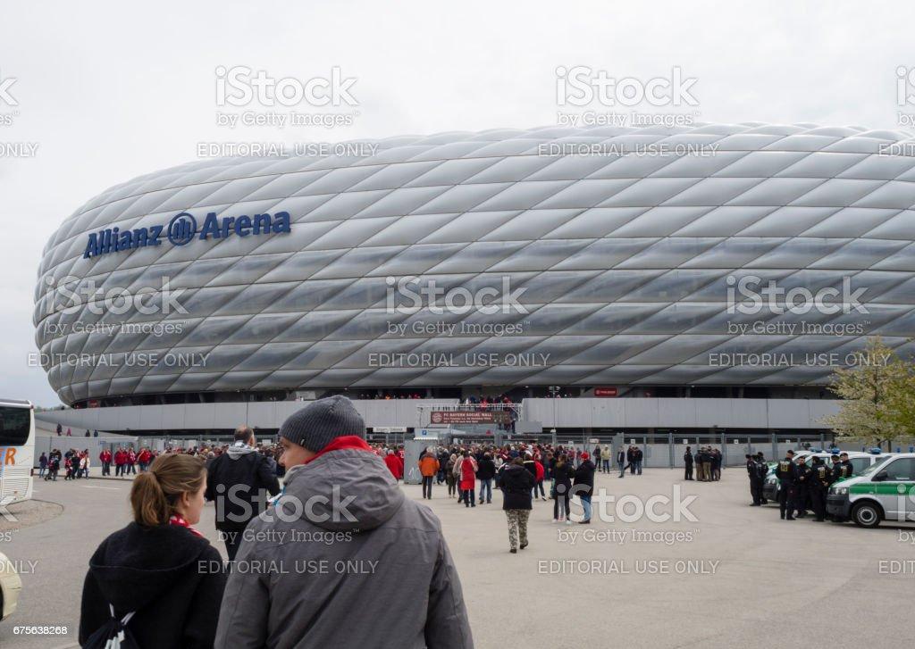 Allianz Arena, Munich – Foto