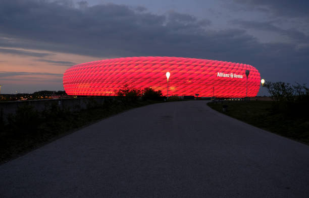 Stadion Allianz Arena – Foto