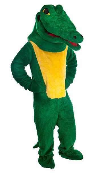 alligator costume de - mascotte photos et images de collection