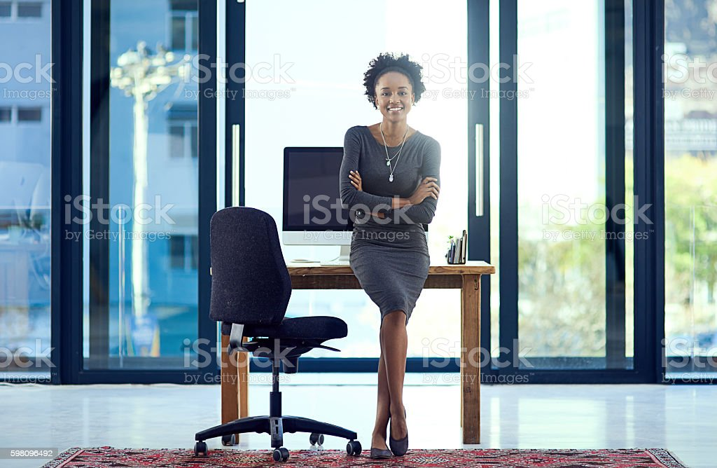 Allow me to share my success story with you stock photo