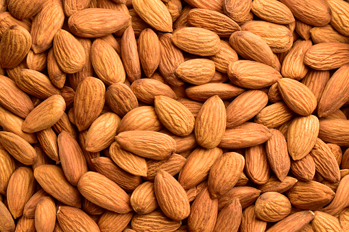 Almond, Backgrounds, Nut - Food, Textured, Harvesting