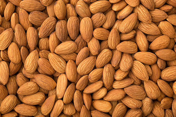 almonds - almond stock photos and pictures