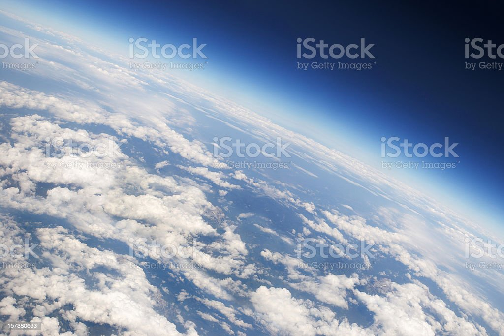 XXL Almost Heaven royalty-free stock photo