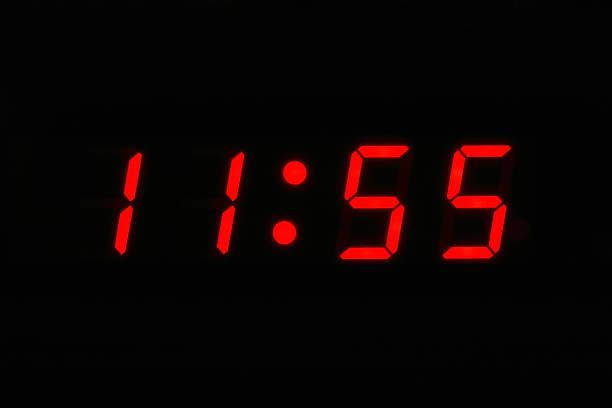 Fast 12 Uhr – Foto