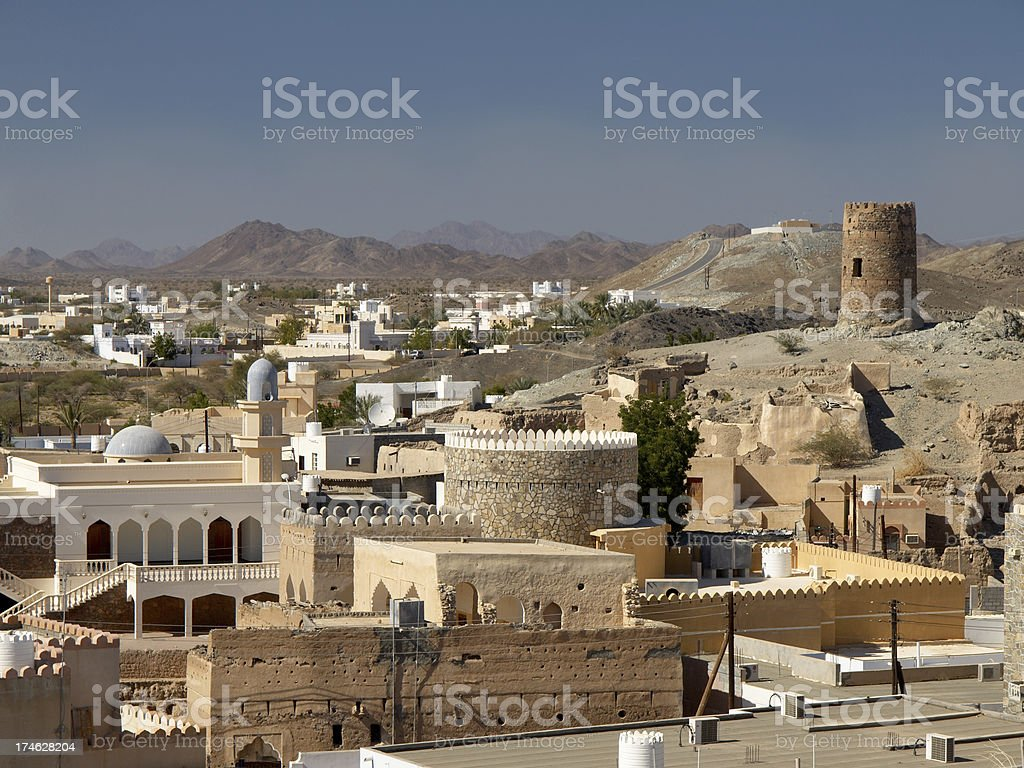 Al-Mudayrib royalty-free stock photo
