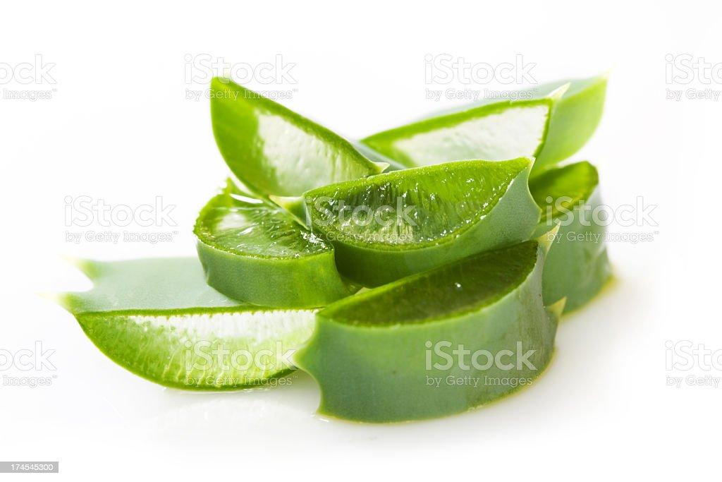 Aloe - foto stock