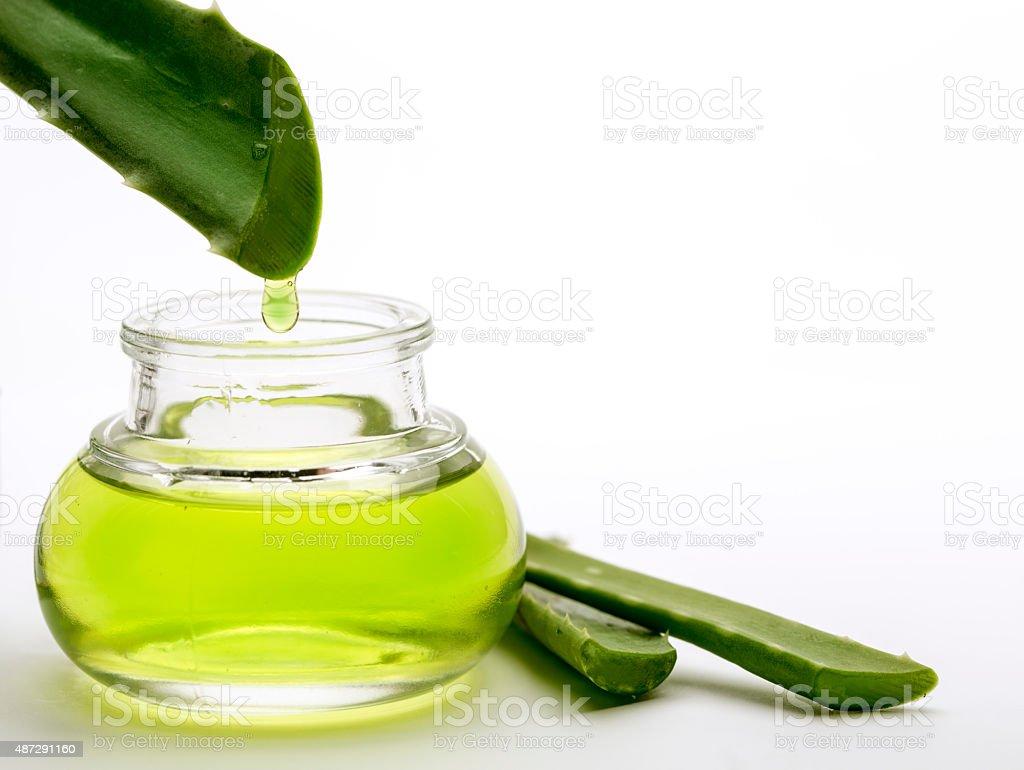 Aloe vera Sok – zdjęcie