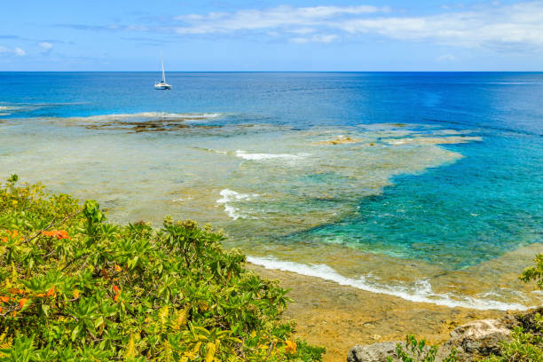 Alofi, Niue. – Foto