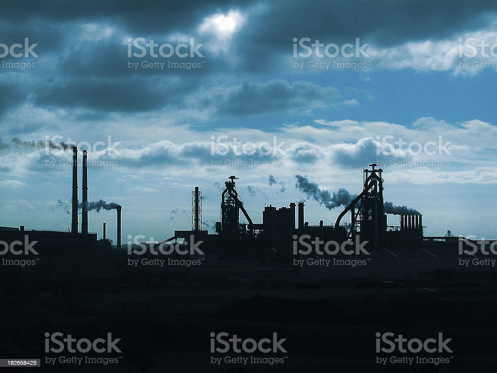 Alone in the Dark ! royalty-free stock photo