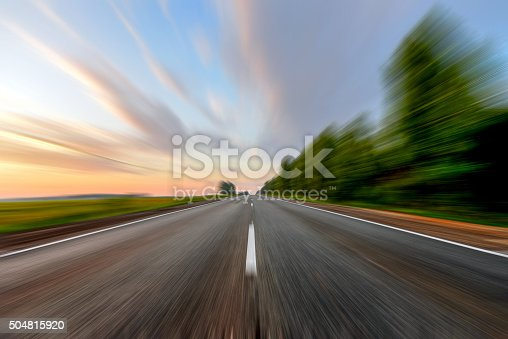 istock along the road 504815920