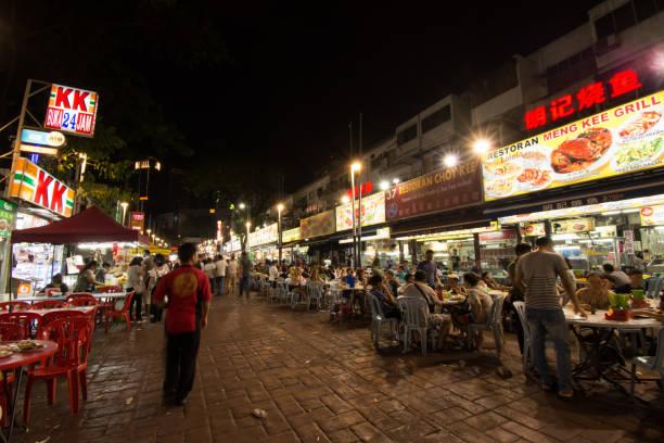 Alor Street Food Night Market – Foto