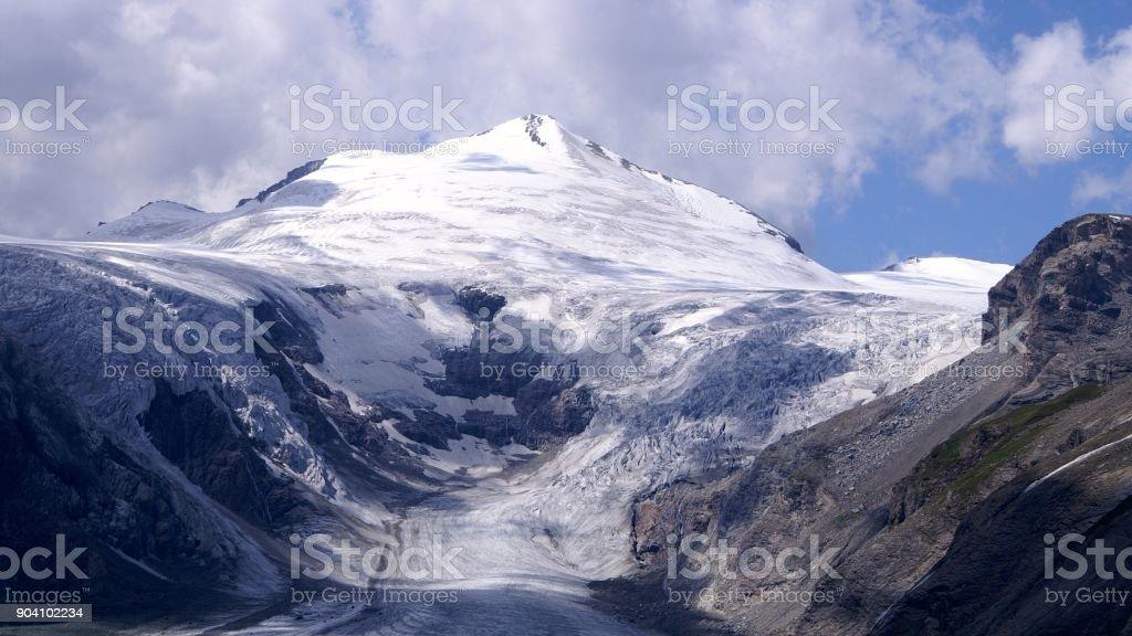 Alp Mountains in Tirol / Kärnten, Austria stock photo