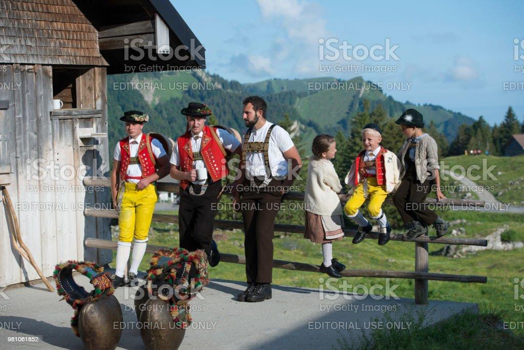 Älplerfest Schwaegalp – Foto