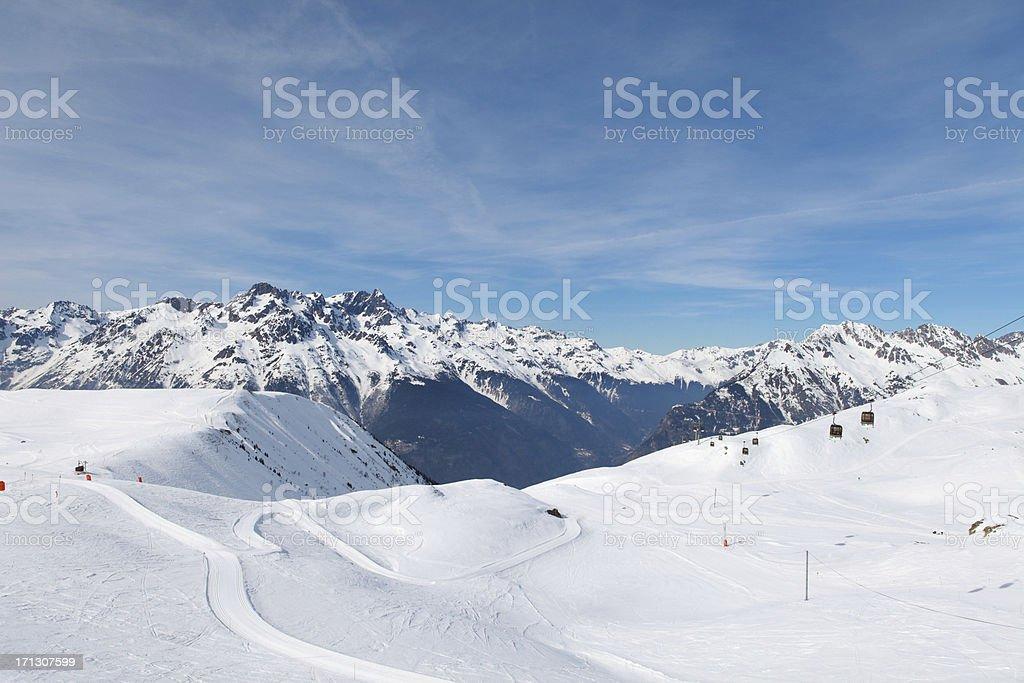 Alpe D'Huez foto