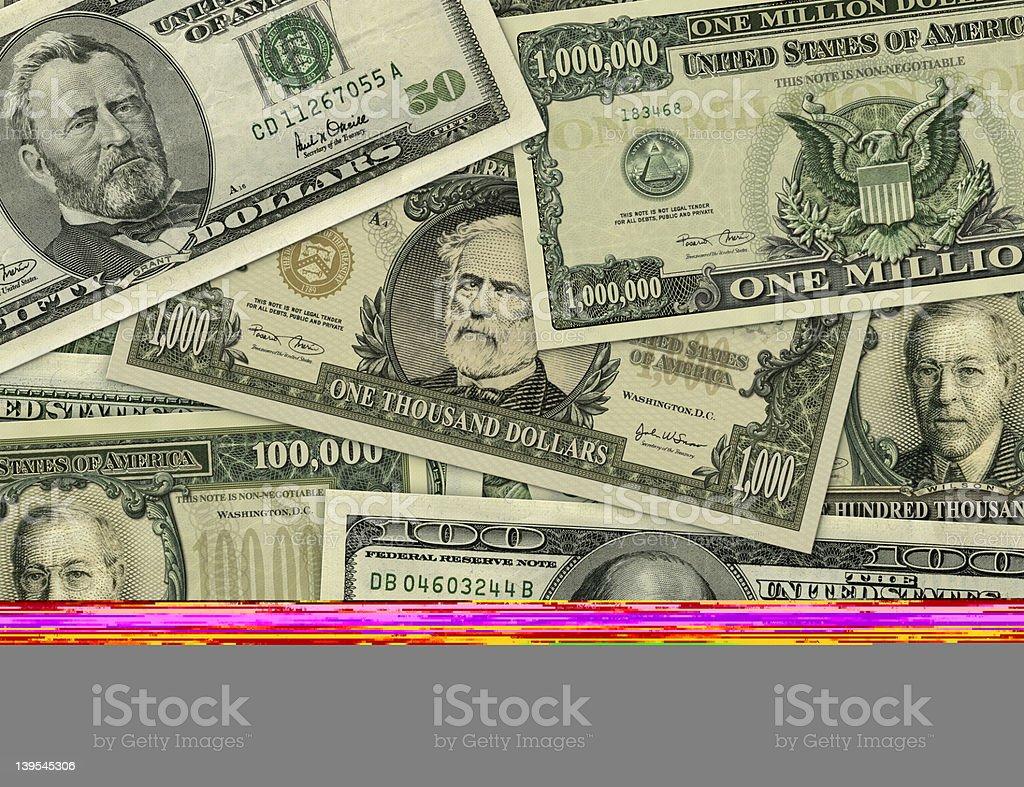Alpha_Money_02 royalty-free stock photo