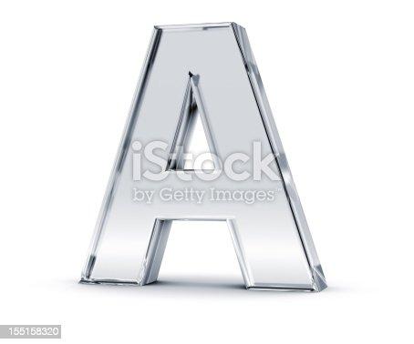 istock Alphabet A 155158320