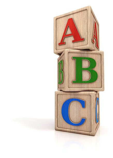 Image result for alphabet block stack