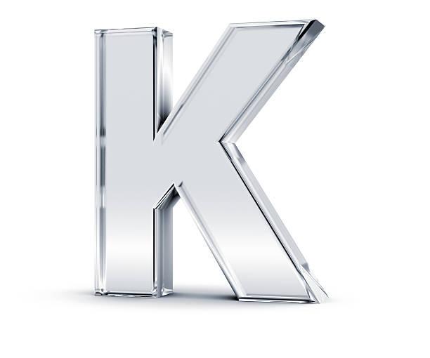 алфавит k - буква k стоковые фото и изображения