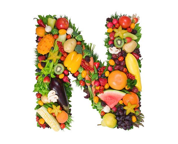 Alphabet von Health-N – Foto