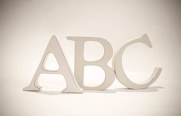 alphabet - alphabetical order stock pictures, royalty-free photos & images