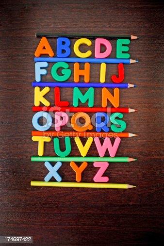 849181972 istock photo alphabet 174697422