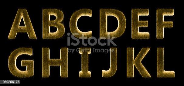istock Alphabet 959266176