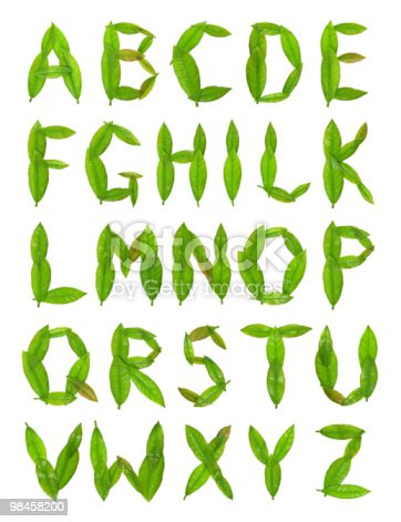 Alphabet Stock Photo & More Pictures of Alphabet