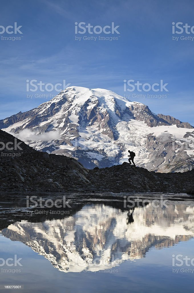 Alpine Adventure royalty-free stock photo