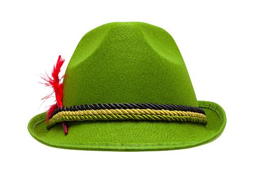 Alpine Hat Front
