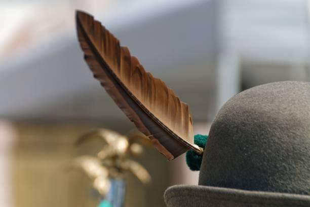 Cappello Alpino - foto stock