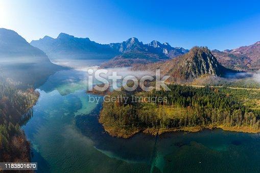 Austria, Europe, Lake, Salzkammergut