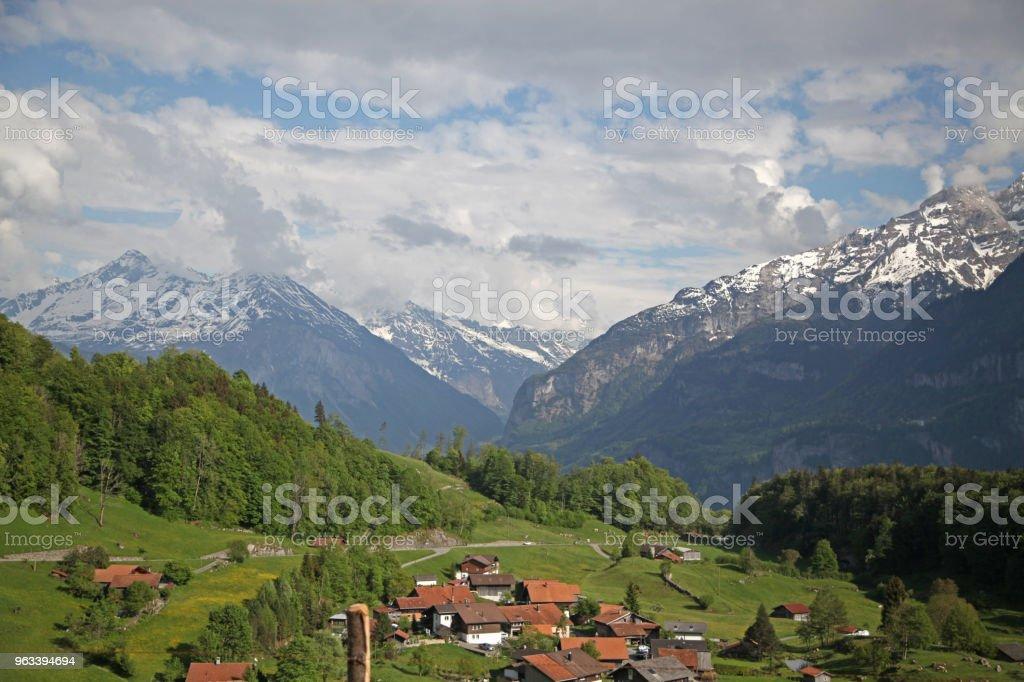 Alpine range - Zbiór zdjęć royalty-free (Alpy)