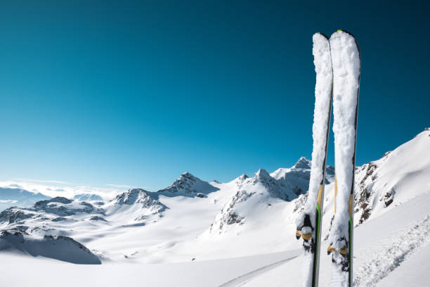 Alpiner Skisport – Foto