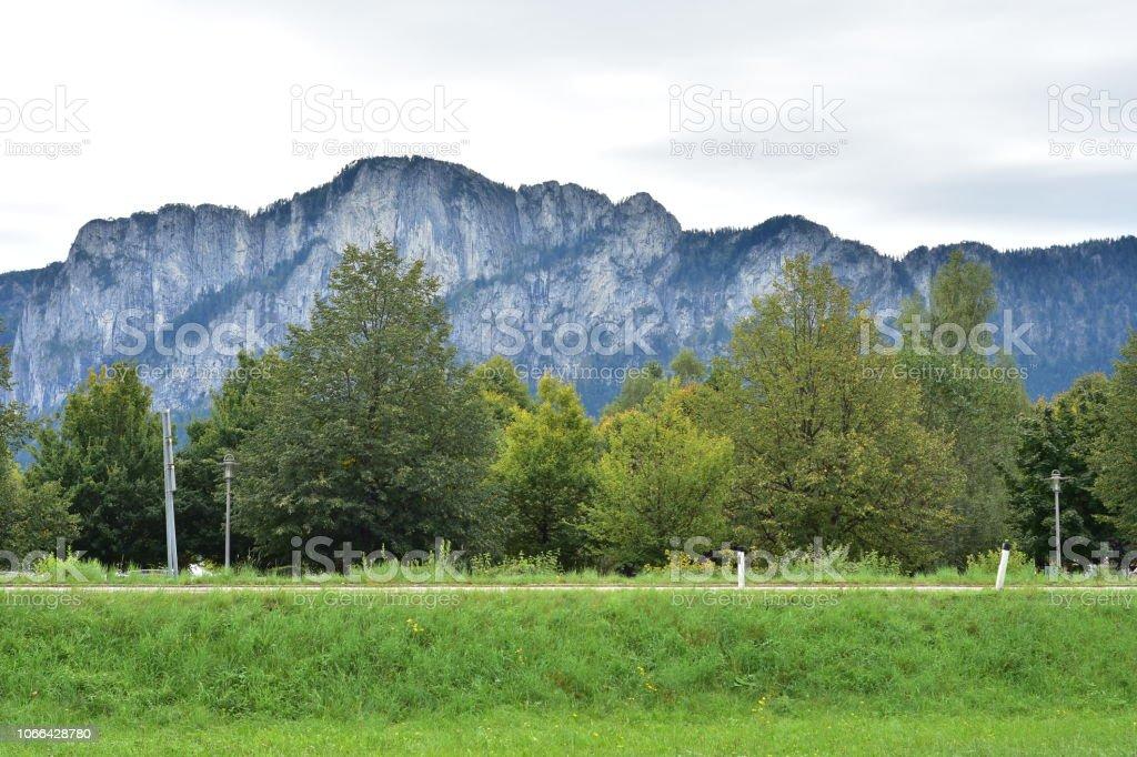 Alpen rund um Attersee See – Foto