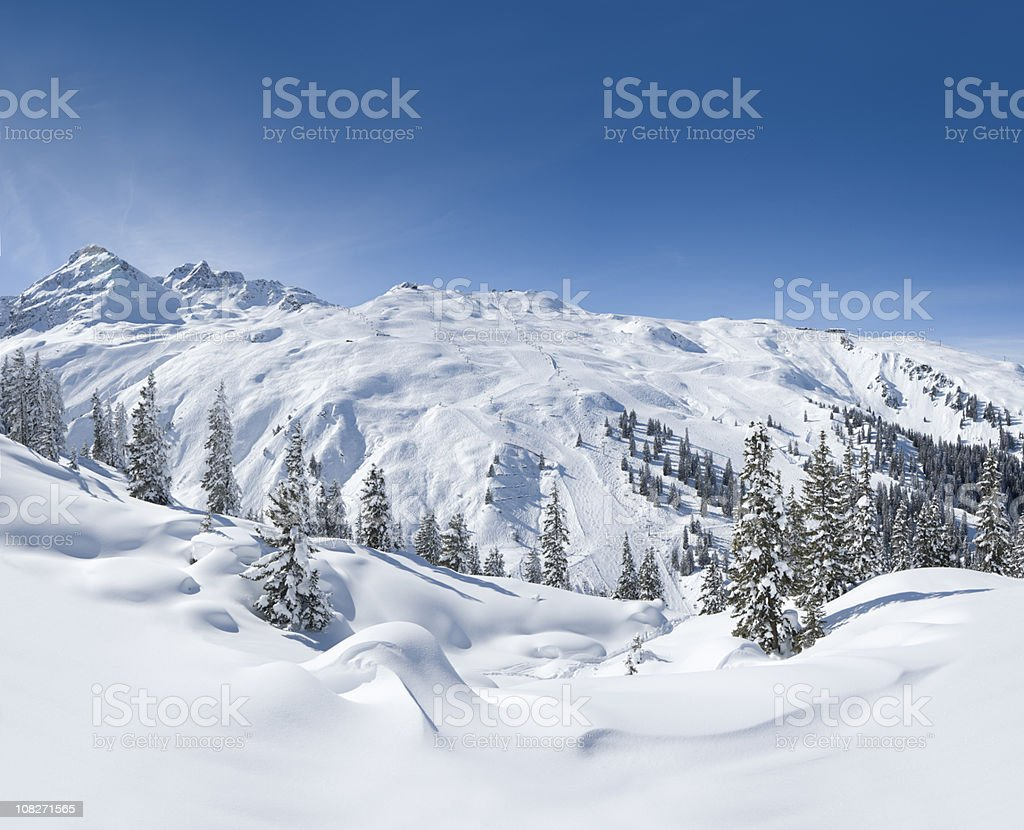 Alps (image size XXXL) stock photo